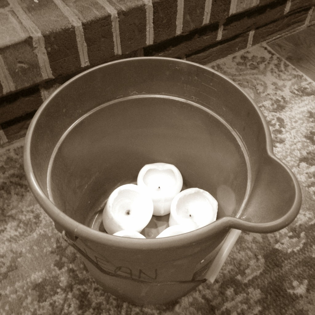 bucketocandles